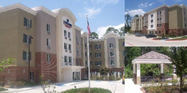 Candlewood Suites The Woodlands photo collage