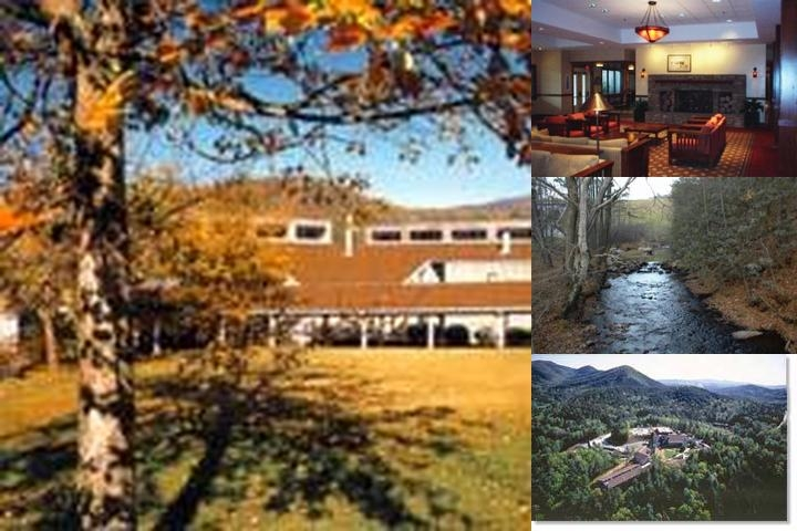 The Lodge at Unicoi State Park photo collage