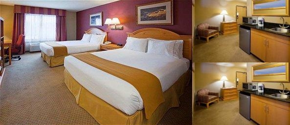 Holiday Inn Express Hotel & Suites Brainerd Baxter photo collage