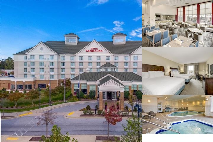 Hilton Garden Inn Waldorf photo collage