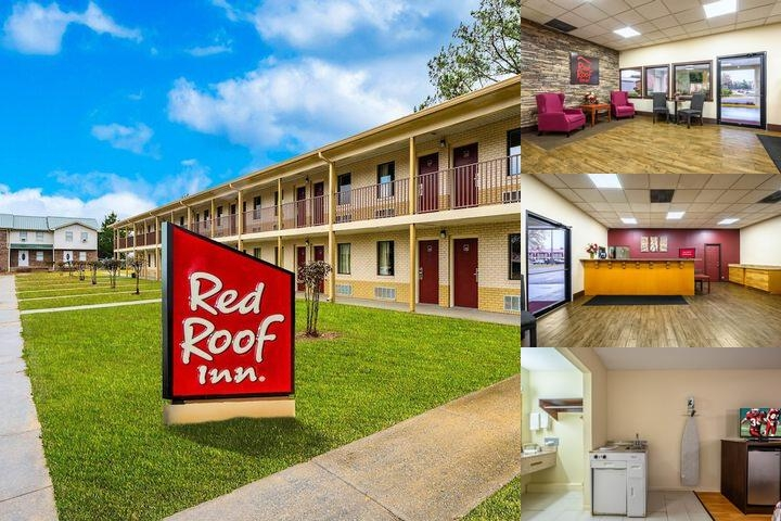 Red Roof Inn Sylacauga photo collage