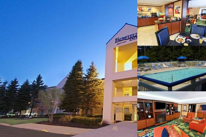 Fairfield Inn Portland Maine Mall photo collage