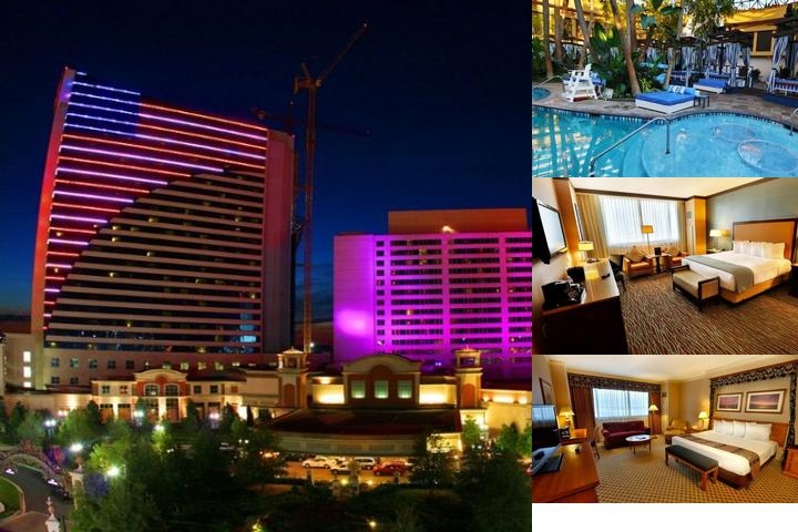 Harrah's Resort Atlantic City photo collage