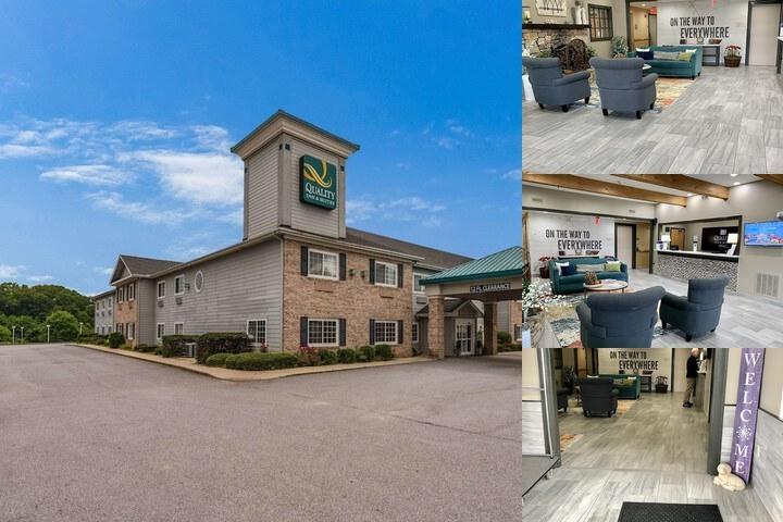 Quality Inn & Suites Flat Rock photo collage