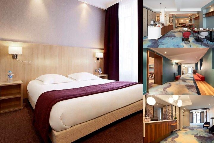 Quality Hotel Europe photo collage