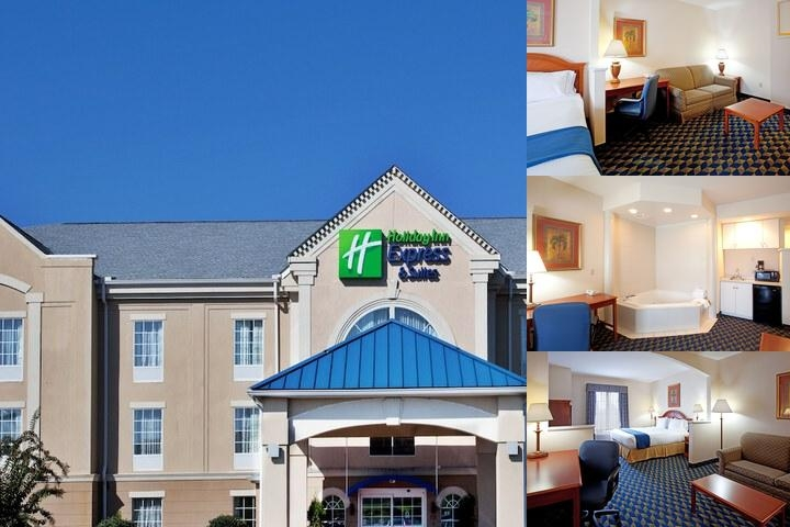 Holiday Inn Express & Suites of Orangeburg photo collage