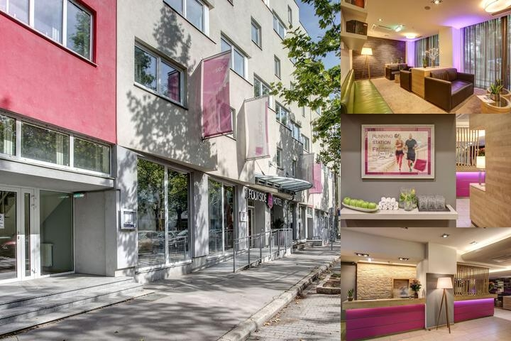 Ramada Hotel & Suites Vienna photo collage