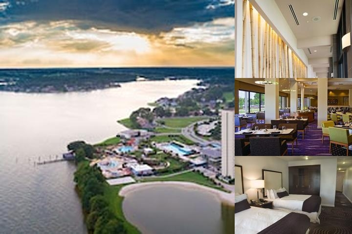 La Torretta Lake Resort & Spa photo collage