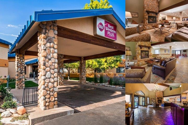 Best Western Plus Eagle Lodge & Suites photo collage