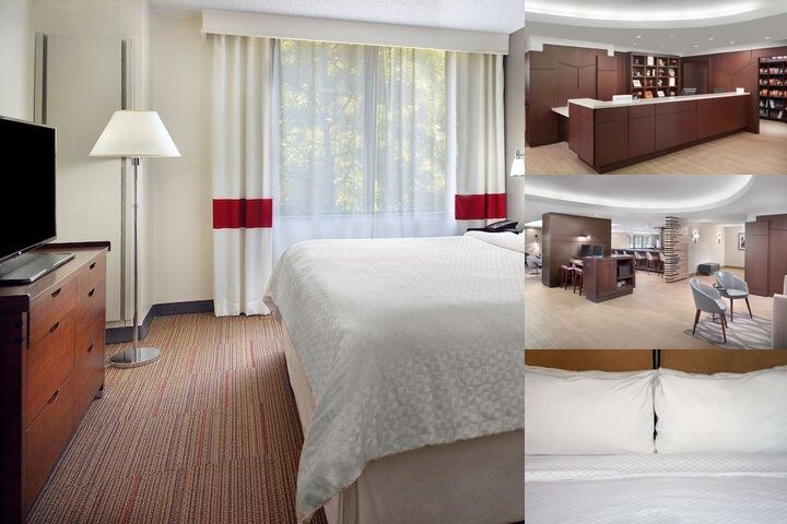 Four Points by Sheraton Charlotte photo collage