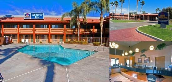 Best Western Apricot Inn photo collage