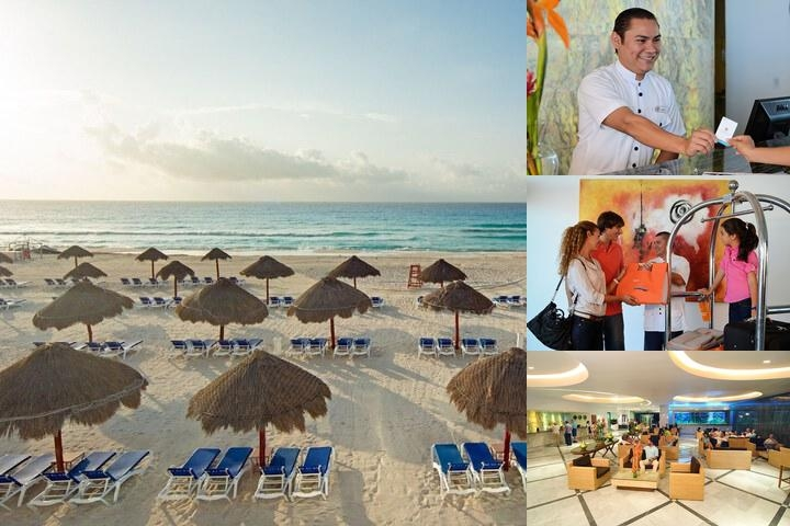 Sunset Royal Beach Resort All Inclusive Cancun Blvd