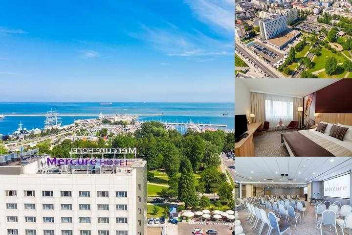 Mercure Gdynia Centrum photo collage
