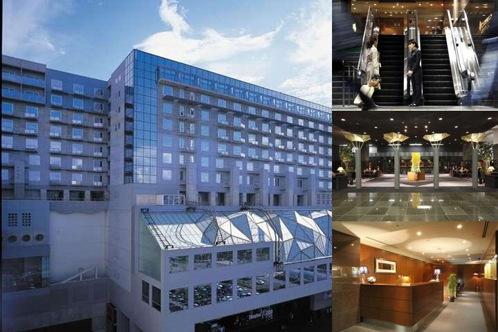 Hotel Granvia Kyoto photo collage