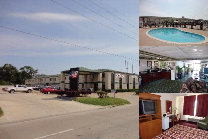 Texas Inn Channelview photo collage