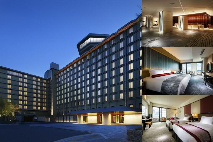 Rihga Royal Hotel Kyoto photo collage