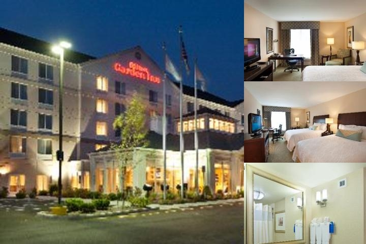 Hilton Garden Inn Ridgefield Park photo collage
