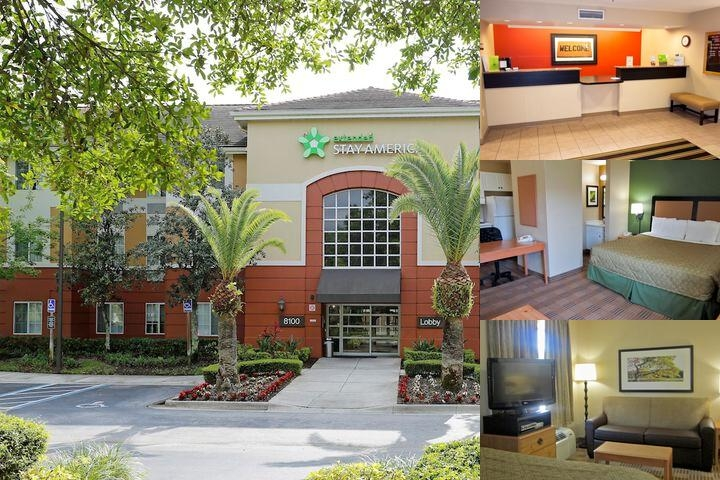 Extended Stay America Orlando Lake Buena Vista photo collage