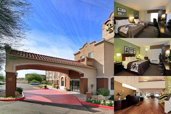 Sleep Inn Scottsdale photo collage