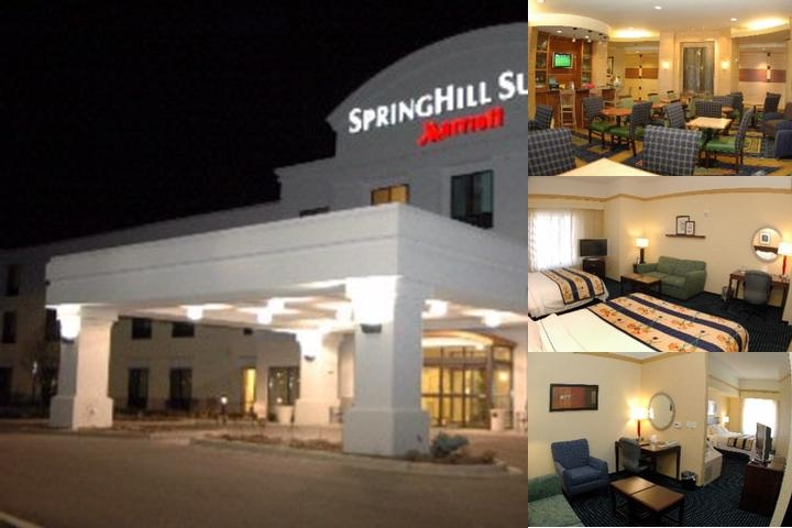 Springhill Suites by Marriott Airport Southeast photo collage