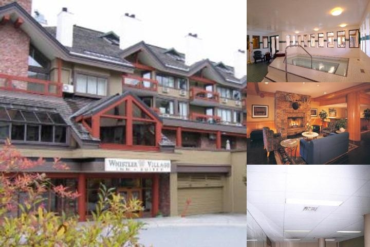 Whistler Village Inn & Suites photo collage