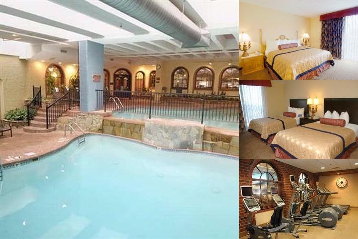 Emby Suites Kansas City Plaza Photo Collage