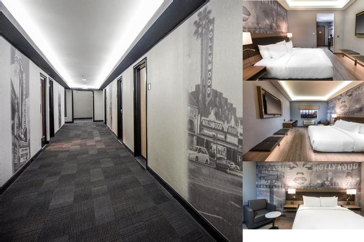 Comfort Inn Los Angeles Hollywood photo collage