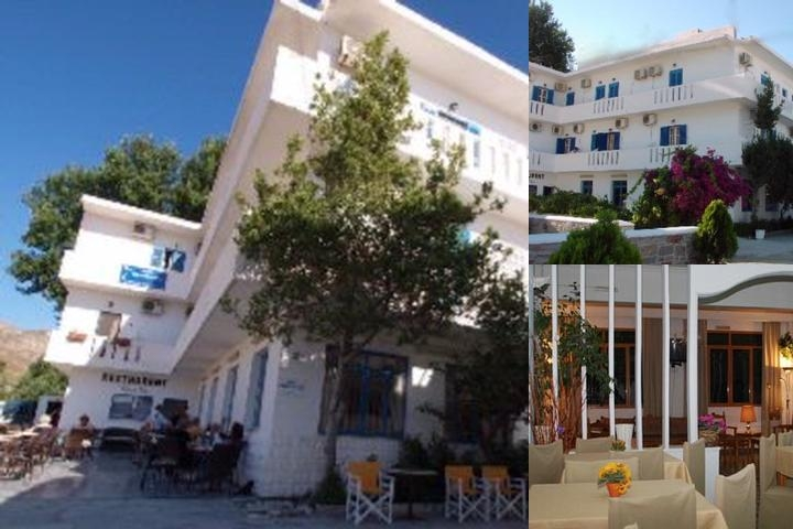 Serifos Beach Hotel photo collage