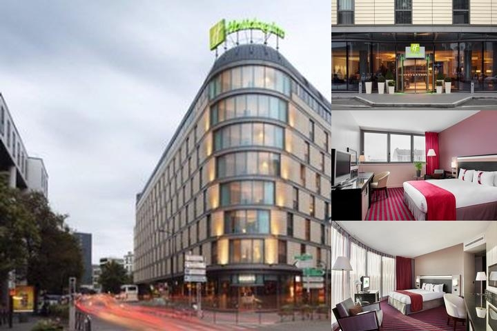 Holiday Inn Paris Porte De Clichy photo collage