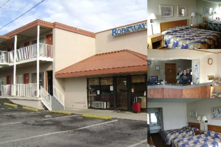 Rodeway Inn Civic Center photo collage