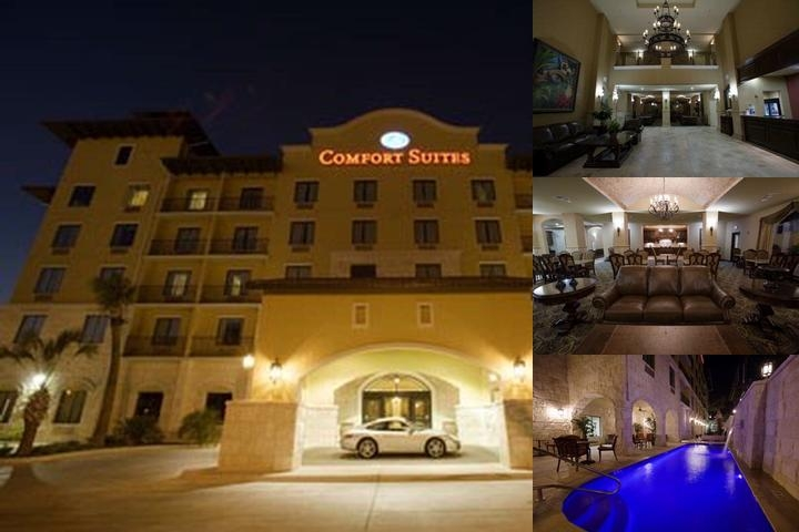Comfort Suites Alamo - Riverwalk photo collage