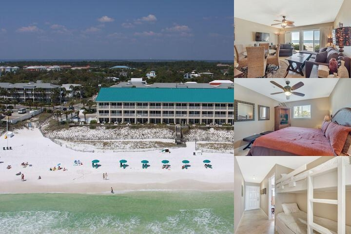 Crystal Sands Condominiums photo collage