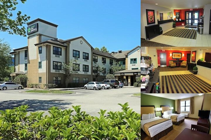 Extended Stay America Orlando Maitland 1760 Pembrook photo collage