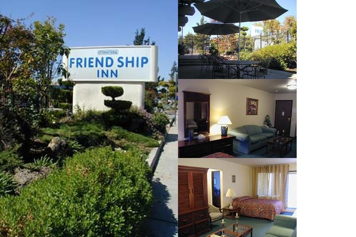 Friendship Inn photo collage