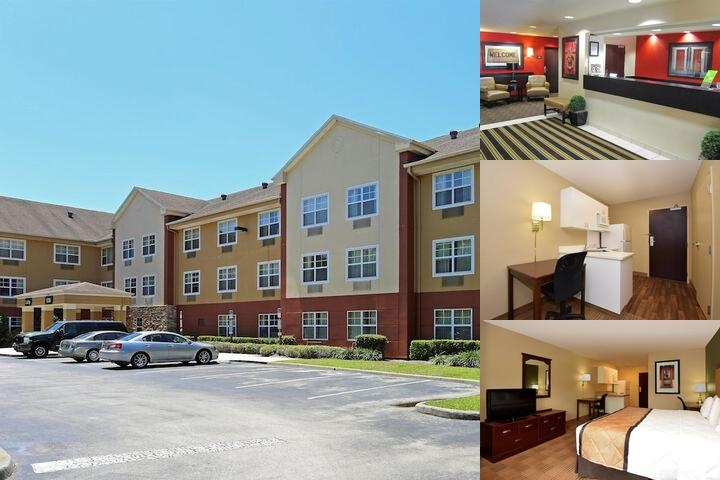 Extended Stay America Orlando Lake Mary photo collage