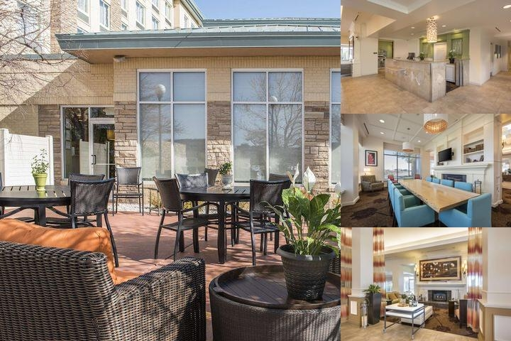 Hilton Garden Inn Denver South photo collage