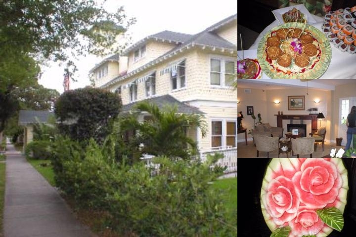 The Historic Peninsula Inn & Spa photo collage