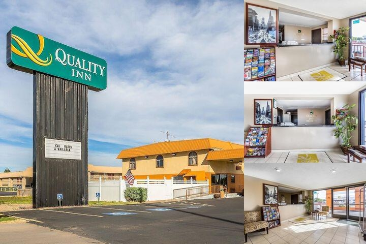 Quality Inn Clovis Nm photo collage