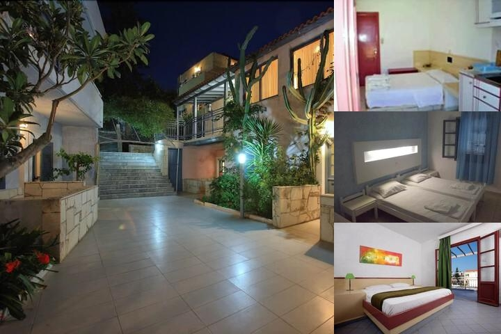 Stelva Villas photo collage