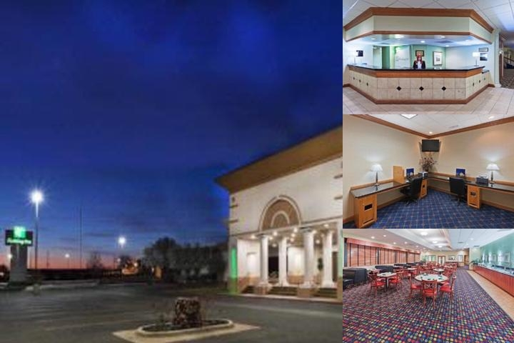 Holiday Inn Lubbock Park Plaza photo collage