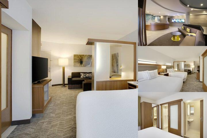 Springhill Suites by Marriott Hartford Airport photo collage
