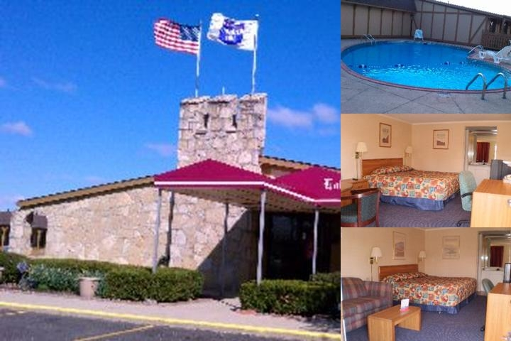 Knights Inn Toledo West photo collage