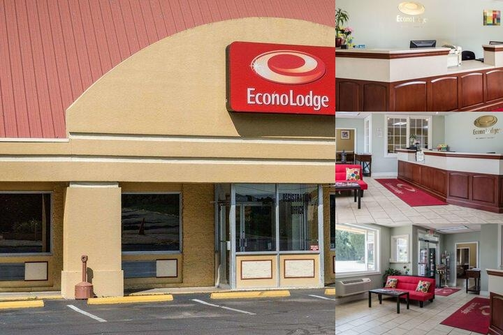 Econo Lodge Colonial Heights I-95 photo collage