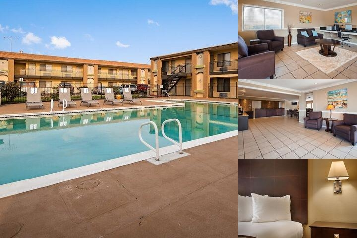 Best Western Roseville Inn photo collage