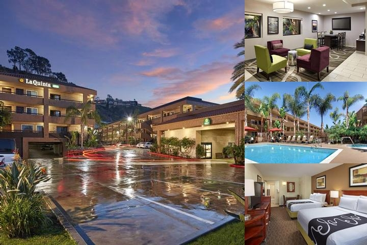 La Quinta Inn & Suites Mission Valley photo collage