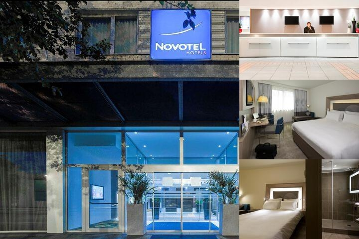 Novotel Leuven Centrum photo collage