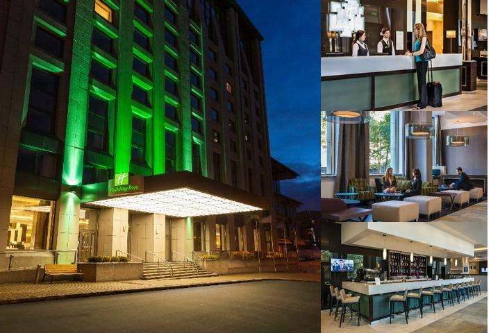 Holiday Inn Kiev photo collage