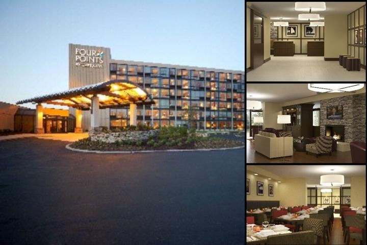 Four Points by Sheraton Philadelphia Northeast photo collage