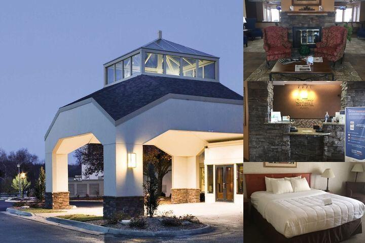 Quality Inn Amp Suites 174 Albuquerque Nm 1315 Menaul Ne 87107