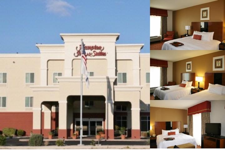 Hampton Inn & Suites Hobbs photo collage